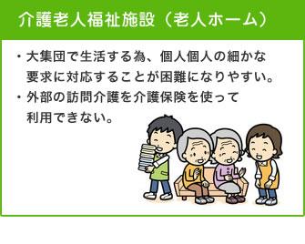 介護老人福祉施設(老人ホーム)